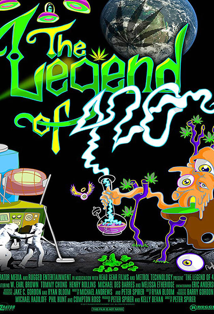 The Legend of 420 (2017)